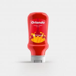 Ketchup orlando 235g