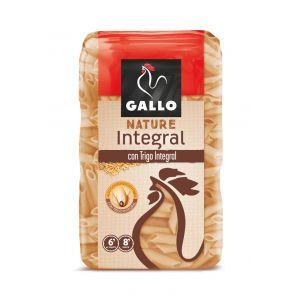 Pasta macarron rico en fibra gallo 500g