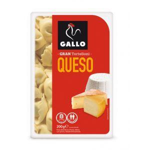Pasta tortellini queso gallo 200g