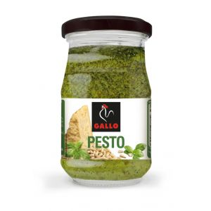 Salsa pesto gallo 190g