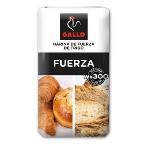 Harina de fuerza trigo gallo 1kg