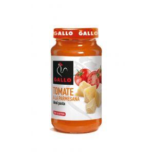 Salsa tomate parmesana gallo 400g