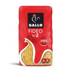 Pasta fideo n 2 gallo 450g