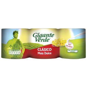 Maíz dulce  g.verde  p3x420g