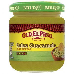Salsa guacamole mini old el paso 195g