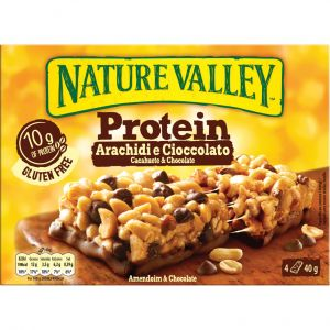 Barrita proteina choco nature valley p-4x 40g