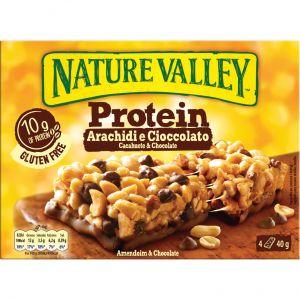 Barrita proteina choco nature valley p-4x 40g