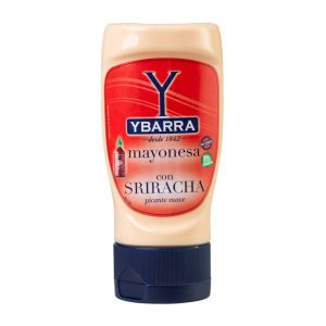 Mayonesa sriracha ybarra pet 250ml