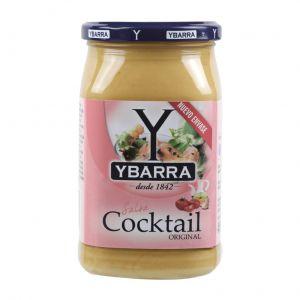 Salsa coktail ybarra 450g