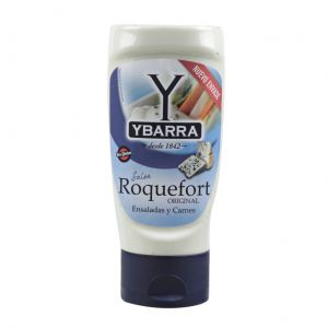 Salsa roquefort ybarra pet 300ml