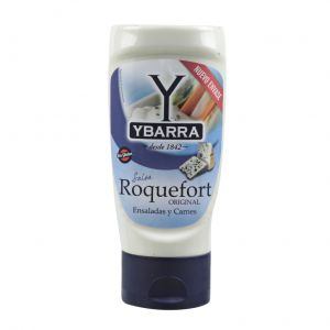 Salsa roquefort ybarra pet 300ml