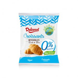 Croissant integral 0% azucares dulcesol 270g
