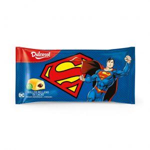 Bollito superman choco dulcesol p4- 45gr