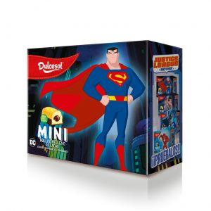 Mini pastelitos superman relleno de cacao dulcesol 132g