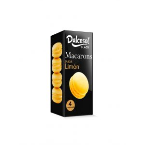 Macarons  limon dulcesol  p4x80g
