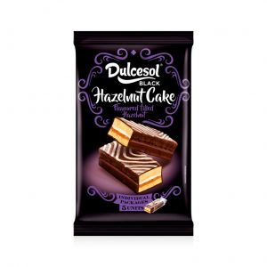 Bizcocho hazelnut dulcesol p5x35gr