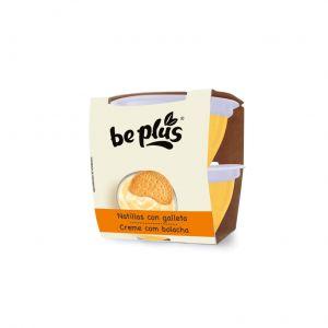 Dulcesol natillas con galleta p2x100gr