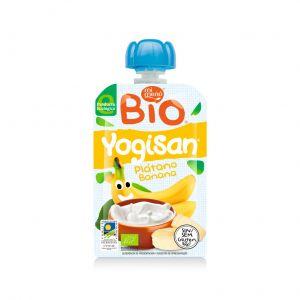 Pouch bio yogisan platano be plus 90gr