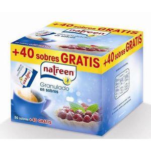 Edulcorante natreen granulado 90 sobres