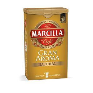 Cafe molido natural marcilla 250 gr
