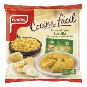 Preparado para tortilla findus  550g