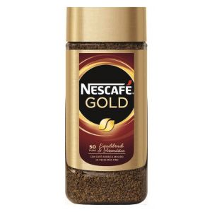 Cafe soluble natural gold solo nescafe 100 gr