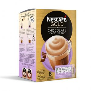 Cafe soluble moca nescafe 144 gr