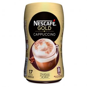 Cafe soluble capuccino nescafe 250 gr