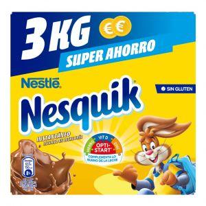 Cacao instantaneo nesquik 3k