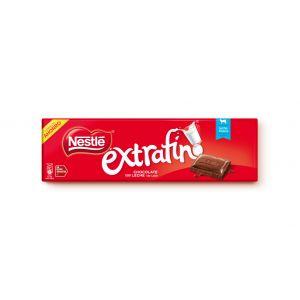 Chocolate con leche  nestle  300g