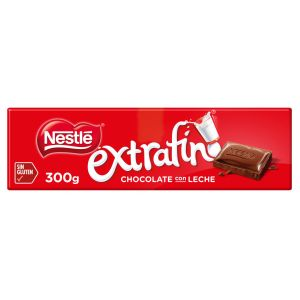 Chocolate con leche  nestle  300g
