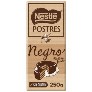 Chocolate postre  nestle  250g