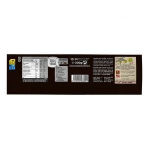 Chocolate negro extrafino  nestle  300g