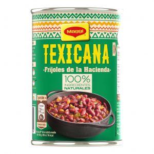Frijoles texicana maggi 425g