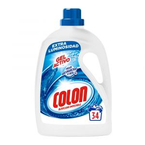 Detergente gel  colon 28 + 50% dosis 2,8 kilos