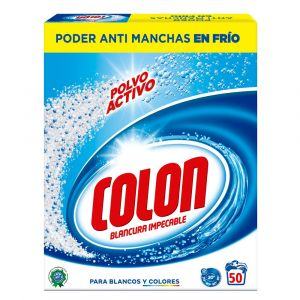 Detergente polvo colon 44 dosis 3,212 kilos