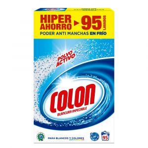 Detergente polvo colon 95 dosis 6,105 kilos