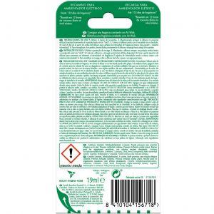 Ambientador electrico oasis air wick recambio 19 ml