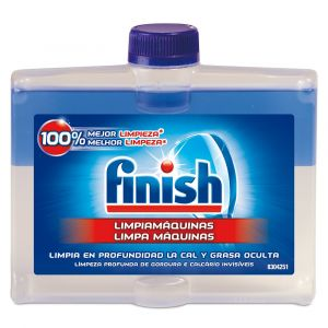 Limpiamáquina lavavajillas finish 250 ml