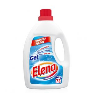 Detergente gel elena 73 dosis 4,015 litros