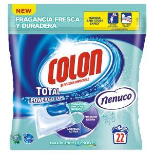 Detergente capsulas nenuco colon 12dosis