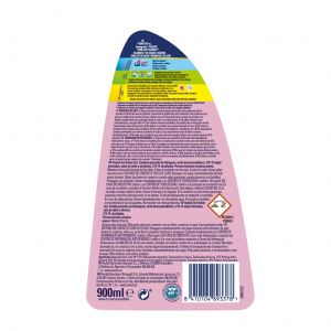 Quitamanchas gel oxi pink vanish 900ml