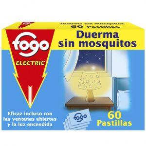 Insecticida electrico fogo 60 pastillas
