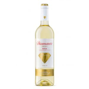 Vino rioja blanco diamante 75cl