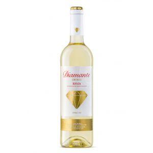 Vino rioja blanco diamante 75cl