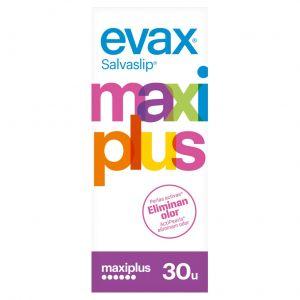 Salvaslip maxi plus evax 30ud