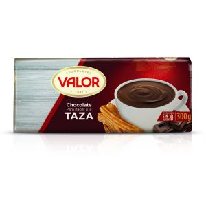Chocolate a la taza especial  valor  300g