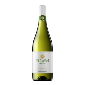 Vino cataluña blanco viña sol 75cl
