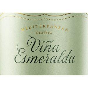 Vino cataluña blanco viña esmeralda 75cl