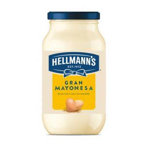 Mayonesa hellmanns 450ml